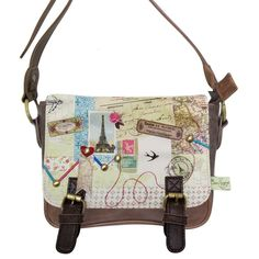 Bon Voyage mini bag by Disaster Designs from Clothes Lounge