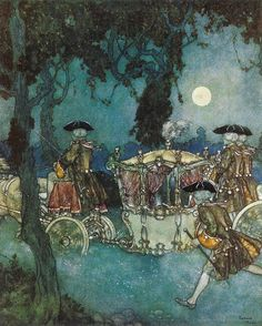 Modern fairytale / karen cox / Cinderella.  Cinderella's Pumpkin Coach