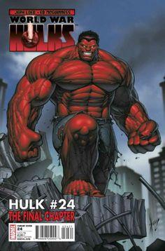 Hulk # 24 (Variant) by Dale Keown
