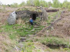 Loch Lomond, Scotland Underground Homes, Shepherds Hut, Loch Lomond, Isle Of Man, British Isles, Cob, Storyboard, Ancestry, Habitats