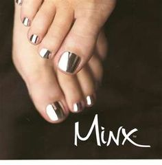 Cant Wait To Get My Minx Pedi Soon Nails Cute Toes Beauty