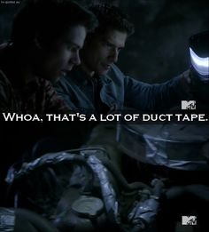 10 Best Teen Wolf Quotes from Creatures of the Night | TV Quotes