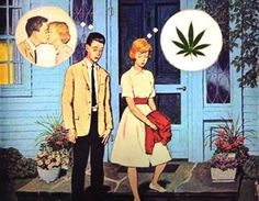 """Hahahaha!!! This is me thinking, """"This lame didn't bring a blunt."""""""