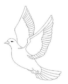 10 En Iyi Güvercin şablonları Görüntüsü 2019 Birds Papercraft Ve