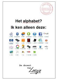 Het alfabet - Ingrid Jeuring - Drenthe College
