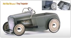 Ford Pedal Cars - Hot Rod Heroes