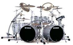 Image Detail for & & Lug Drum Set & Find your Drum Set & Drum Kits & Gear & Percussion Yamaha Drum Sets, Drum Cage, Best Drums, Drum Music, Music Guitar, Rap Beats, How To Play Drums, Double Bass, Custom Guitars