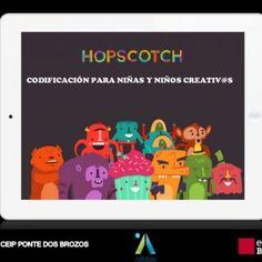CODIFICACIÓN PARA NIÑAS Y NIÑOS CREATIV@S   ¿Una nueva forma de alfabetización?   Cuadernos Hopscotch  4. 5 Creadores de contenidos http://hop.sc/1kAvZS. http://slidehot.com/resources/codificacion-para-ninas-y-ninos-creativos-ceip-ponte-dos-brozos-arteixo.21918/