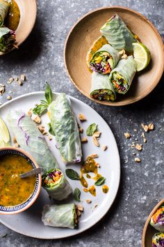 Avocado Veggie Spring Rolls with Sweet Thai Mango Sauce Vegetarian Recipes, Cooking Recipes, Healthy Recipes, Carrot Recipes, Lentil Recipes, Spinach Recipes, Rib Recipes, Roast Recipes, Oven Recipes