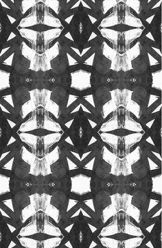 42614-1M black wallpaper, $19.00 by Lindsay Cowles Fine Art