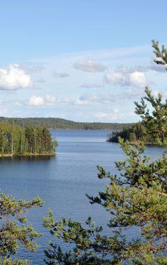 Saimaa region in Finland #finland #scandinavia