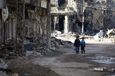 Syria War Foes Discuss Political Transition As Aid Stalls.(January 27th 2014)