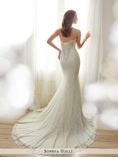 Sophia Tolli Wedding Dresses - Style Angelique