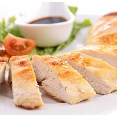 Easy Garlic Broiled Chicken