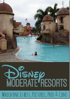 Disney Moderate Resorts - Which one is BEST?