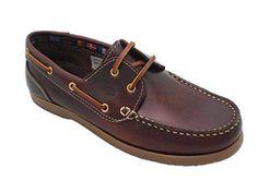 0449b21551b Comprar Ofertas de Zapatos Náuticos de Piel para Hombre
