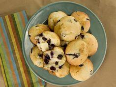 Lemon Blueberry Muffins Recipe : Food Network - FoodNetwork.com, Kelsey's Essentials