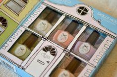 London Beauty Queen: Ciate Doll's House Collection: Porcelain Matte Nails