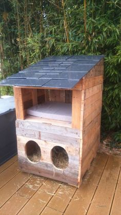 Feral Cat House Plans Free - Feral Cat House Plans Free , 12 Diy Outdoor Cat House Ideas for Winters Feral Cat Shelter, Feral Cat House, Feral Cats, Cat Shelters, Kitty House, Shelter Dogs, Animal Shelter, Animal Rescue, Cat House Plans