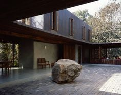 Copper House II, India - Studio Mumbai Architects