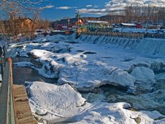 Shelburne Falls, Ma. - Shelburne Falls, Massachusetts