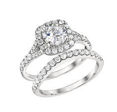 Atara Diamond Engagement Ring