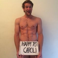 $15 INSERT NAME PHOTO WITH COLBY Insert your name or message, handwritten by Colby and he'll take a photo of himself with the message, mostly or completely naked!  These will all be gone in no time. Get yours now and help out #ColbyDoesAmerica!