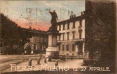 Centro Storico. Piazza Borromeo   da Milàn l'era inscì