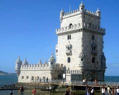 La Torre de Bélem - Lisbonne