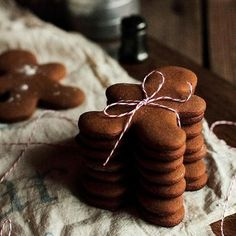 Its not Yule without homemade gingerbread cookies