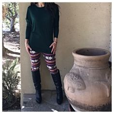 Best selling top in hunter green My best selling top PLEASE Use the Poshmark new option you can purchase and it will give you the option to pick the size you want ( all sizes are available) BUNDLE and save 10% ( no trades price is firm unless bundled) Tops