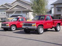 Dodge Dakota Lil Red Express