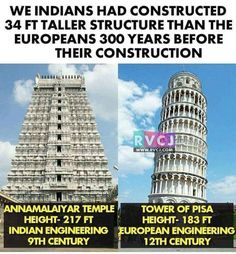 [New] The 10 Best Technologies Today (with Pictures) - Science has beauty power and majesty that can provide spiritual.Indians had constructed 34 ft taller structure than the European 300 yrsbefore their construction. Some Amazing Facts, Interesting Facts About World, Unbelievable Facts, Awesome Facts, Gernal Knowledge, General Knowledge Facts, Knowledge Quotes, Wow Facts, Real Facts