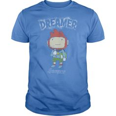 Scribblenauts Dreamer T-Shirts, Hoodies. BUY IT NOW ==► https://www.sunfrog.com/Gamer/Scribblenauts-Dreamer-.html?id=41382