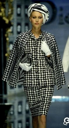 1996 Christian Dior, Autumn-Winter,Couture