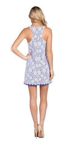 Emma Graham 'Meg' dress...Racerback!