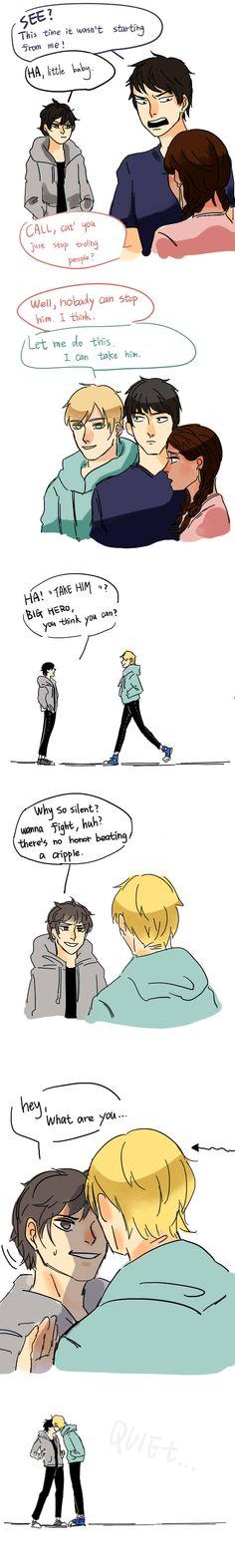 Call quiet!(English) by Yussi2251.deviantart.com on @DeviantArt