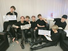 "BTS Bighit [170312]  rans : @bts_bighit : [#Today'sBangtan] One two three! Tonight where we became one, THE WINGS TOUR IN SANTIAGO! Completion of the first concert    (T/N: ""One, two, three"" is a reference to their song ""Two! Three! (Hoping For More Good Days)"")"