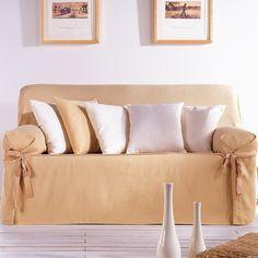 las fundas de sof en la decoracin