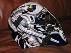european hockey goalie masks - Google Search