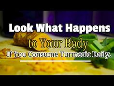 Look What Happens to Your Body If You Consume Turmeric Daily. Turmeric Extract, Chemical Reactions, Medical Problems, What Happened To You, Healing Herbs, Medical Conditions, Natural Cures, Benefit, The Cure