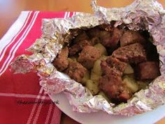 Steak & Potato Hobo Packets. Cook on the grill or in the oven.