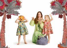 Friday Favorites: 2 Favorites Places To Shop Team Up Roberta Roller Rabbit and Opposite of Far felt masks