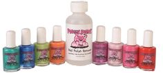 Piggy Paint is a natural, eco-friendly nail polish designed for fancy girls. Its non-toxic, hypoallergenic formula makes it safe to use on all piggies.