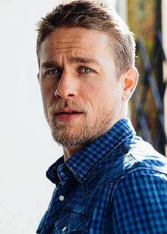 Charlie Hunnam for for GQ Thailand.