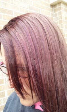 Wella color id using a 6n and a 7rv.