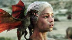 Khaleesi Daenerys Targaryen, Stormborn, daughter of Dragons