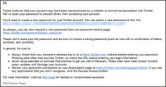 Twitter Attacked: Quarter-Million Accounts May Be Compromised