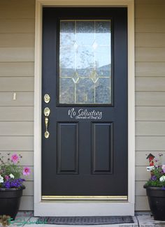 Door Sticker EXOTIC Wwwstickygr Door Stickers Pinterest - Vinyl stickers for glass doors