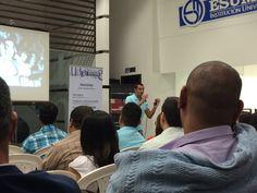 Momento del Trends & Tendencies organizado por ESUMER Medellín y ESIC